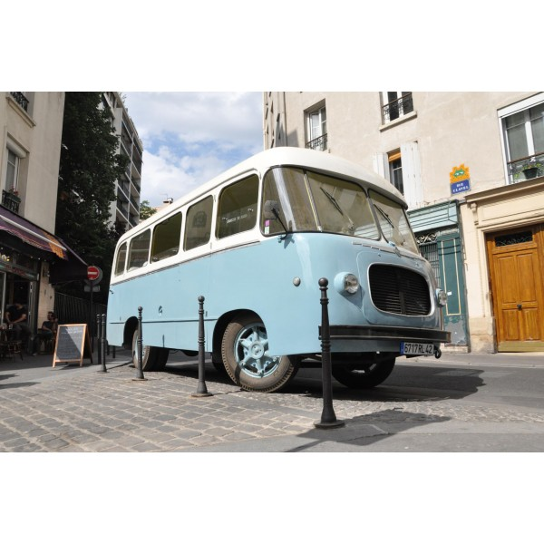 Le Bus Bleu