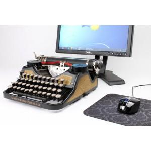Vintage high-tech : les machines à écrire ressortent du placard - 02.05.2012