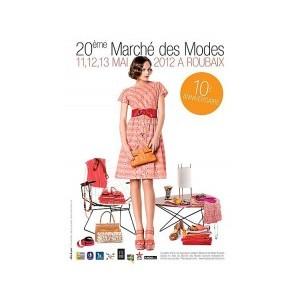 Dix bougies pour le Marché des Modes : rendez-vous du 11 au 13 mai !  -  05.05.2012