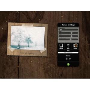Donner un effet « vintage » à ses photos avec Cheapstamatic - 22.05.2012