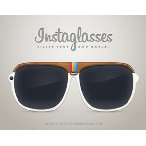 Instaglasses : des lunettes pour voir comme à travers Instagram - 28.06.2012