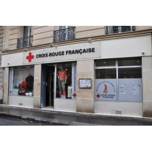 Boutique Solidaire Croix Rouge (75010)