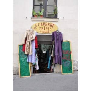 La Caverne à Fripes Vintage